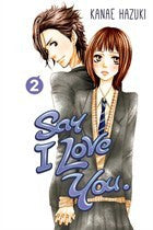 Say I Love You - Manga Vol 002