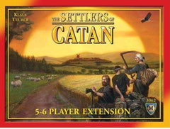 Settlers of Catan, The - 5-6 Player Extension