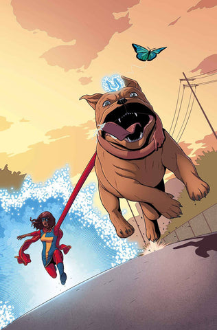 Ms Marvel - Comic Issue #8