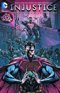 Injustice Gods Among Us - Year Two Vol 001 HC