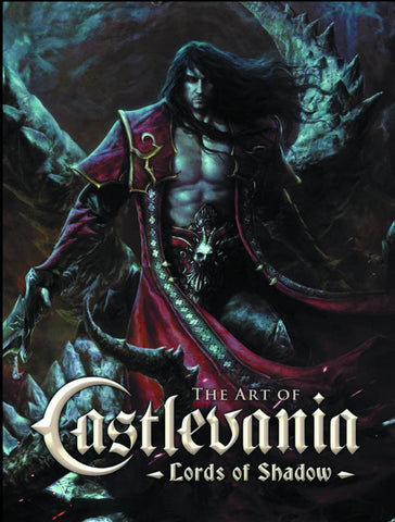 Castlevania - The Art of Castlevania Lords of Shadow HC