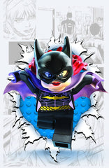 Batgirl - New 52 Issue #36 LEGO VARIANT COVER
