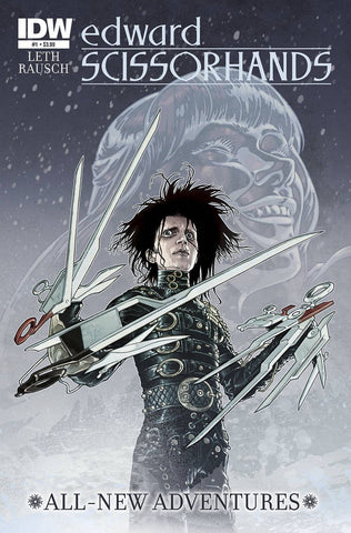 Edward Scissorhands - Issue #1