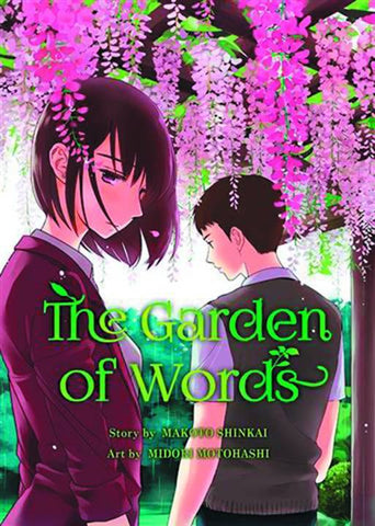 Garden of Words - Manga GN