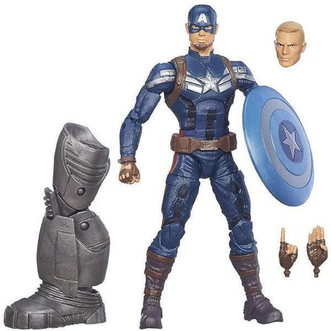 Captain America - Marvel Legends - Marvel Now Captain America Figure