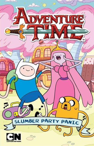 Adventure Time - Slumber Party Panic TP