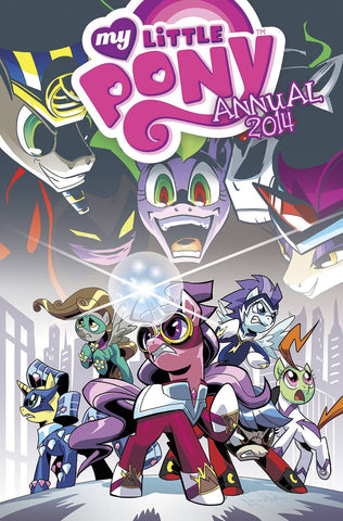 My Little Pony: 2014 Annual