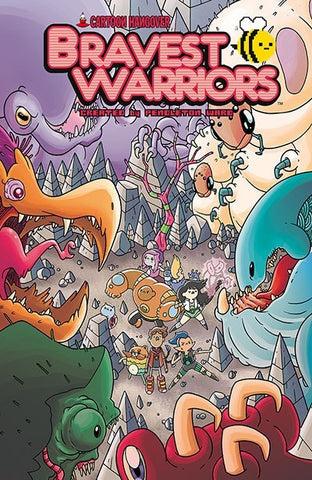 Bravest Warriors - Issue #26