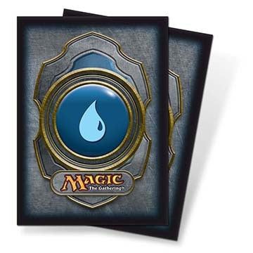 Ultra Pro - Deck Protector - 80pk - Magic Blue Mana