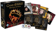 Game of Thrones - Westeros Intrigue Card Game