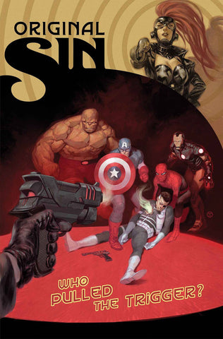 Original Sin - Issue #6