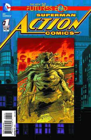 Action Comics - Futures End Comic Issue #1