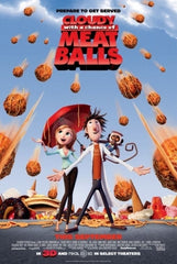 Cloudy With A Chance Of Meatballs DVD [REGION 4]