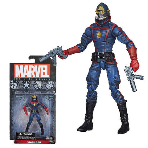 Marvel Infinite Series - Star-Lord 3 3/4-Inch Action Figure