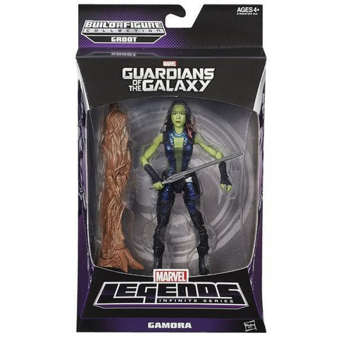 Guardians of the Galaxy - Marvel Legends Action Figures - Gamora