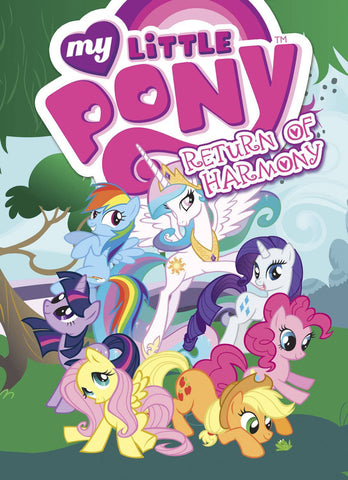 My Little Pony - Vol 3: The Return of Harmony