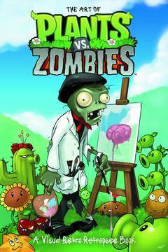 Plants VS Zombies - The Art of Plants VS Zombies HC