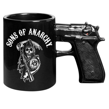 Sons of Anarchy - Gun Mug