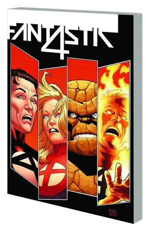 Fantastic Four - Vol 001 Fall of the Fantastic Four TP