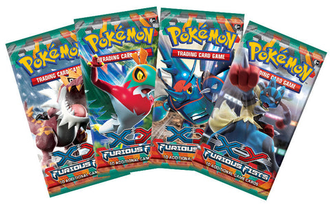 Pokemon - TCG XY Furious Fists  Booster Pack