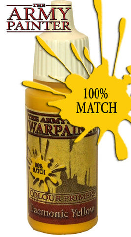 Army Painter - Warpaints Daemonic Yellow 18ml