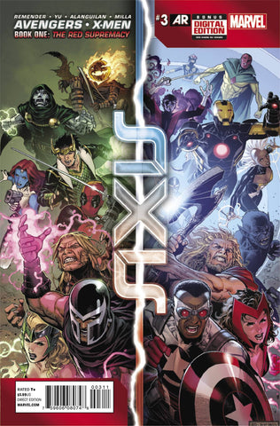 Avengers and X-Men - AXIS Issue #3 (of 9)