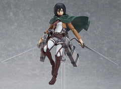 Attack on Titan - Mikasa Ackerman Figma Figure