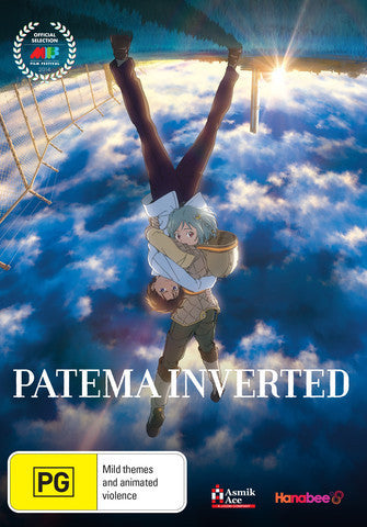 Patema Inverted - Anime DVD [REGION 4]