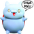 Bravest Warriors - Catbug Talking Vinyl Figure