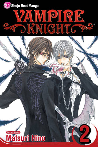 Vampire Knight - Manga Volume 002