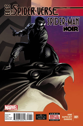 Edge of Spider-Verse - Spider-Man Noir Comic Issue #01 (of 5)