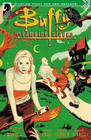Buffy The Vampire Slayer - Season 10 Issue #8 MAIN COVER