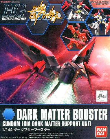 Mobile Suit Gundam - 1/144 HGBF Dark Matter Booster