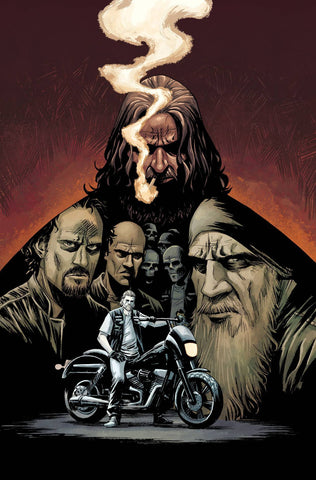 Sons of Anarchy - Comic Issue #13