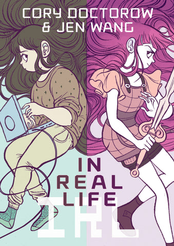 In Real Life - Graphic Novel