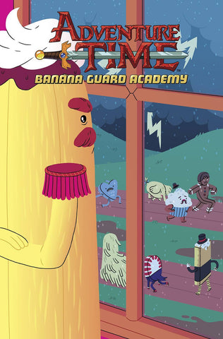 Adventure Time - Banana Guard Academy Issue #3 (of 6)