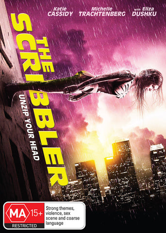 Scribbler, The - DVD Movie [Region 4]