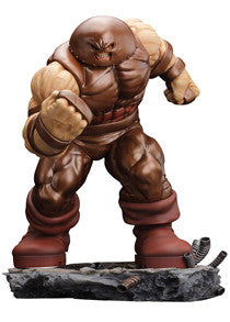 MARVEL COMICS - Juggernaut -Danger Room Session Fine Art Statue