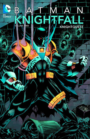 Batman - Knightfall Volume 002 Knightquest TP