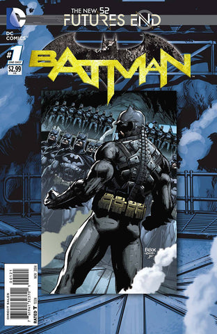 Batman - Futures End Comic Issue #1