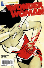 Wonder Woman - N52 Issue #33