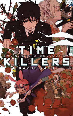 Time Killers - Short Story Collection