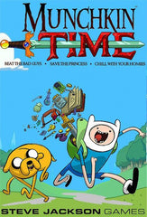Munchkin - Adventure Time Edition