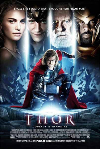 Thor - Movie DVD [REGION 4]