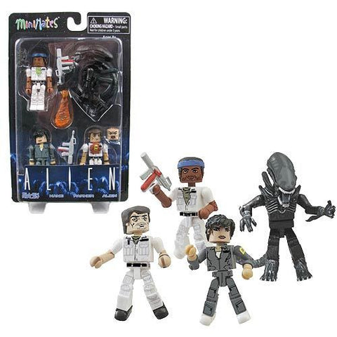 Alien - 35th Anniversary Minimates Box Set