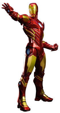 Avengers -  Iron Man Marvel Now Red Color Variant ArtFX+ Statue