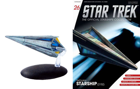 Star Trek - Official Starships Collection Magazine Issue 26