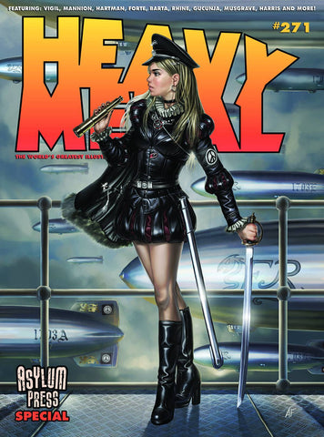 Heavy Metal - Issue #271