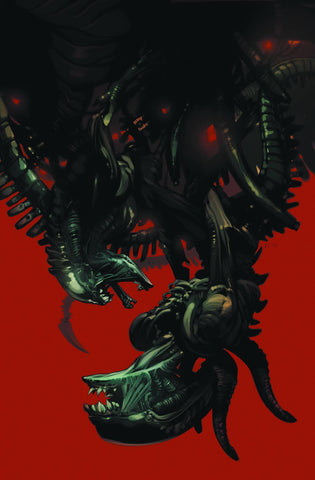 Alien - Aliens - Fire and Stone #1 Staples Variant