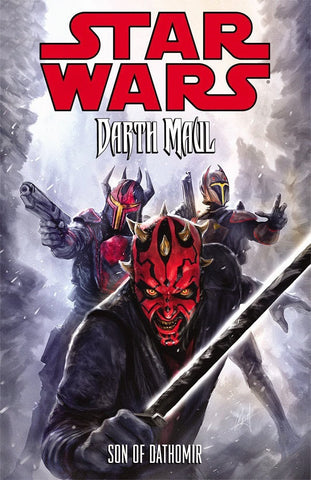 Star Wars - Darth Maul Son of Dathomir TP